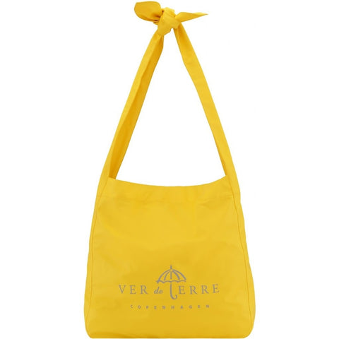VER de TERRE Shopping bag Accessories 125 Anniversary yellow