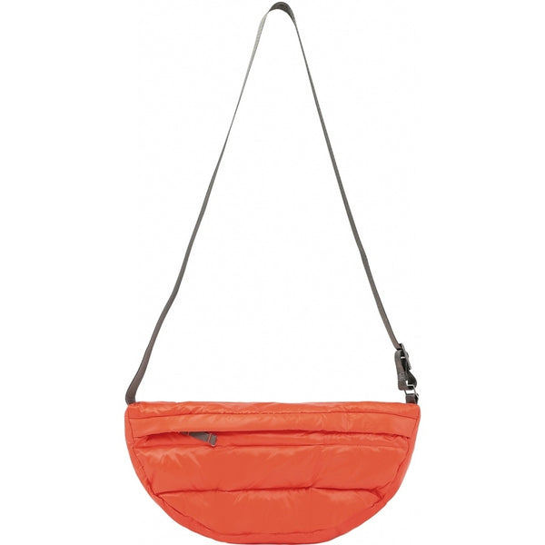 VER de TERRE Small crossover bag Accessories 230 Spicy orange
