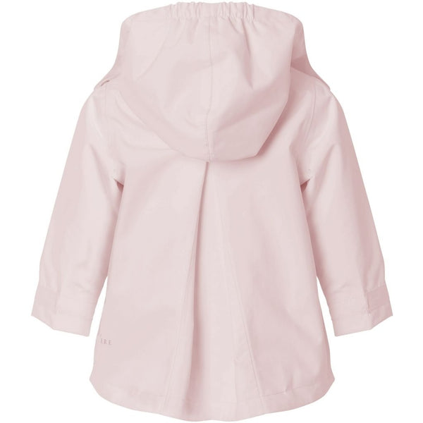 VER de TERRE Toddlers girl jacket Jacket 405 Rose powder