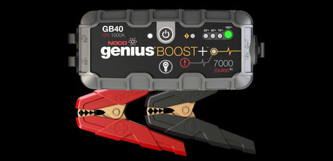 NOCO GB40  Boost Plus 1000A UltraSafe Lithium Jump Starter - Hollywood Creations - dipdude - hydro dip - led lights - noco