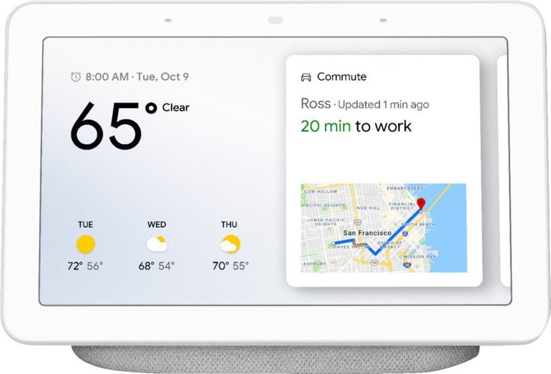 Google Nest Hub - Refresh Smart Home