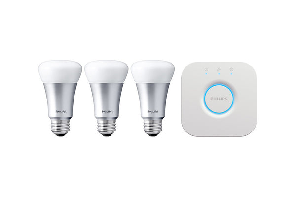 Philips Hue Color A19 Starter Kit - Refresh Smart Home
