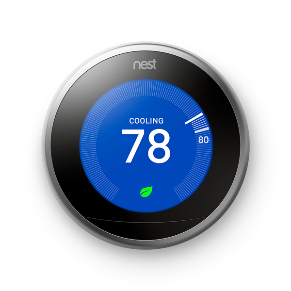 Nest Learning Thermostat 3rd Gen  U2013 Refresh Smart Home