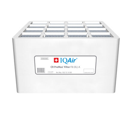 IQAir PreMax™ Pre-Filter (F8 XL on Cleanroom H13™)