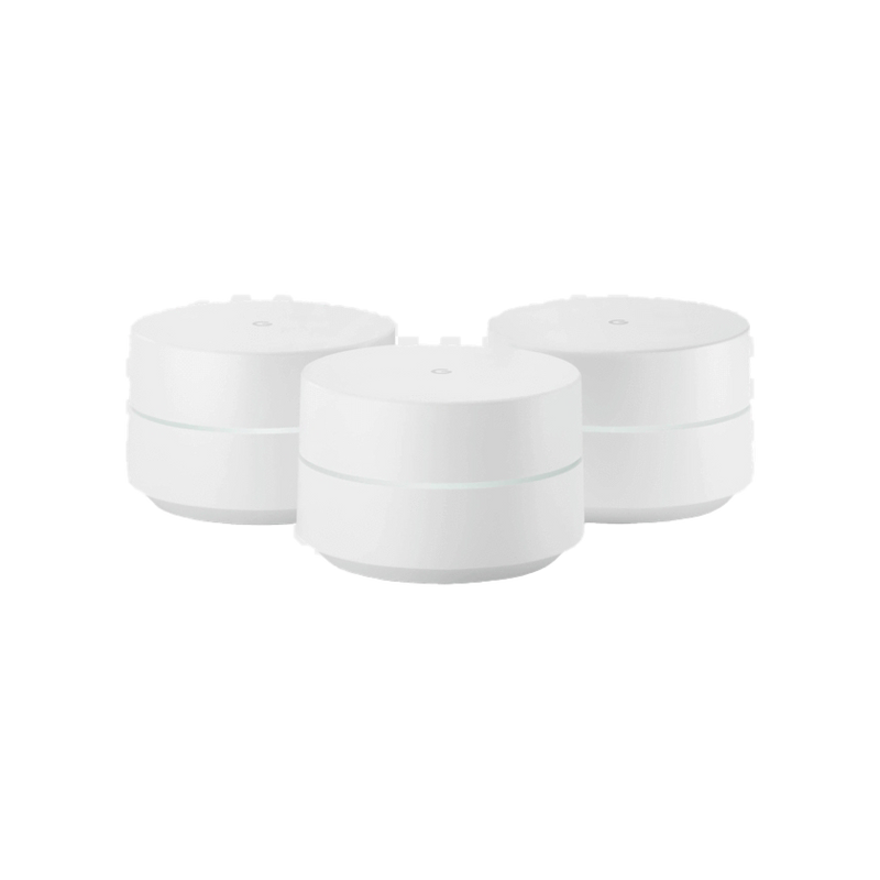 Google Wifi 3-Pack - Refresh Smart Home