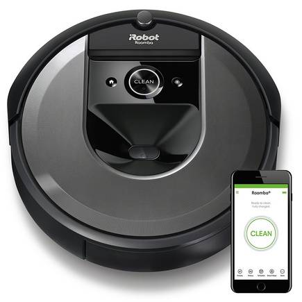 iRobot Roomba® i7+ - Refresh Smart Home