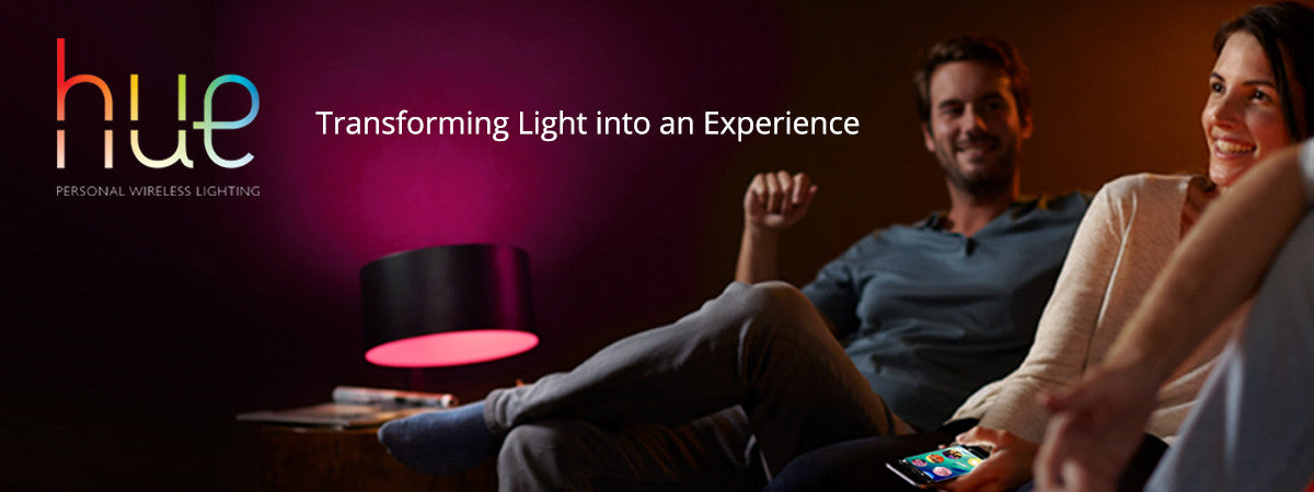 Refresh Smart Home Portfolio Transforming Light into an Experience Philips Hue