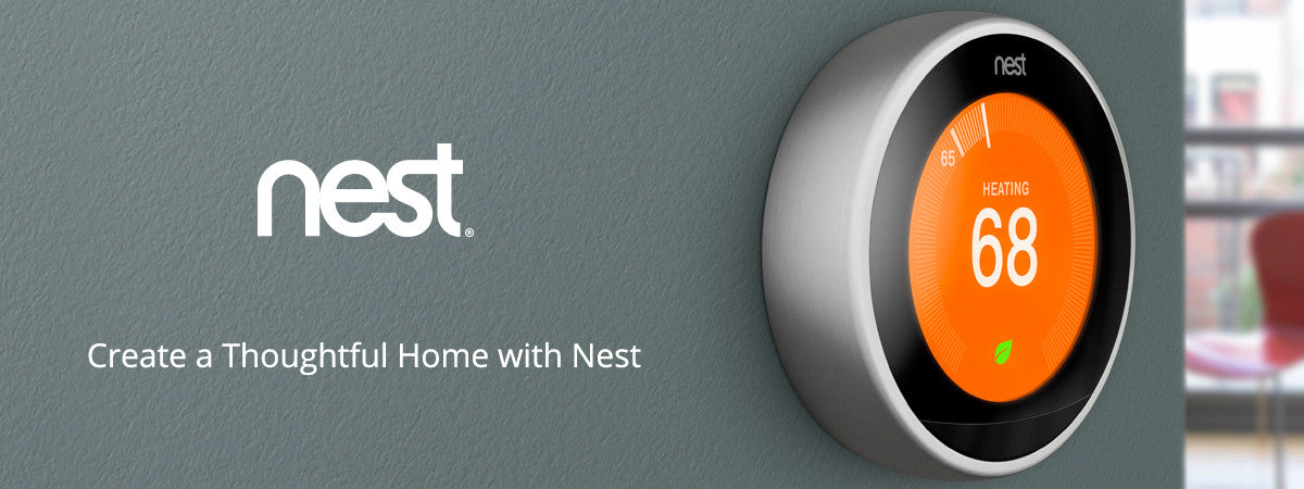 Refresh Smart Home Portfolio Create a Thoughtful Home with Nest