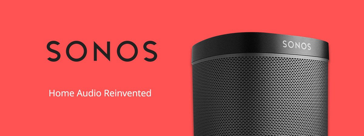 Refresh Smart Home Portfolio Home Audio Reinvented Sonos