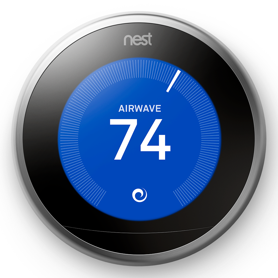Refresh Smart Home Automate Air Quality - Smart Thermostat