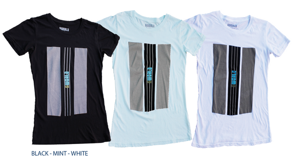 Women RWorld Longboard Tee