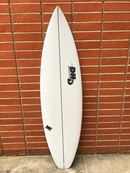 DHD Shortboard MF Duck Nuts