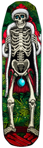 Powell Peralta® Holiday Fun Skateboard Deck