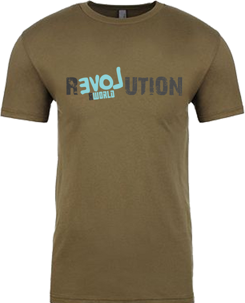 MEN RWORLD TEE_REVOLUTION