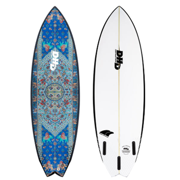 DHD Shortboard The Twin