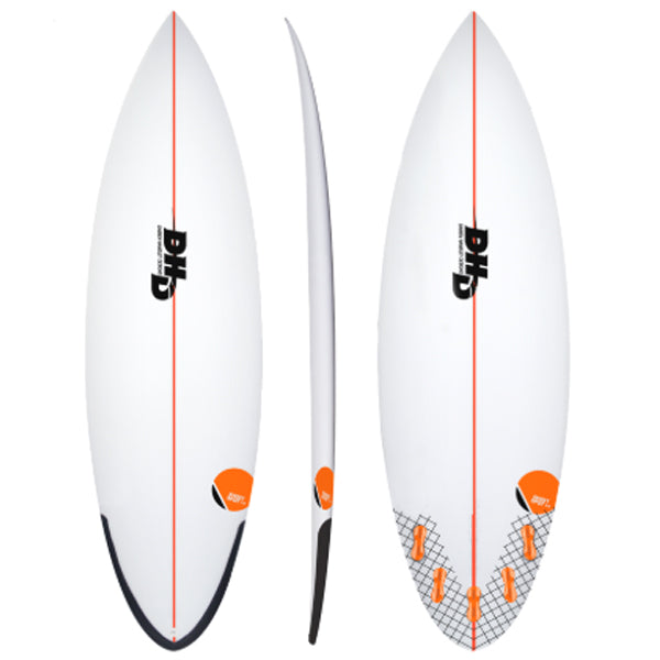 DHD Shortboard Sweet Spot