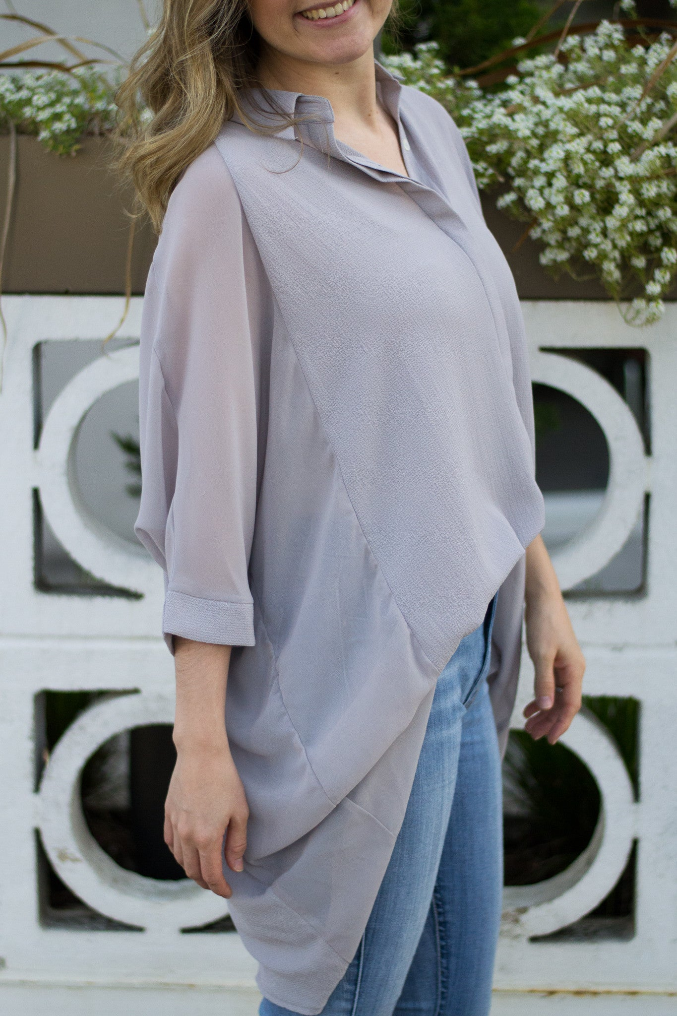 Sheer_Sleeve_Buttondown