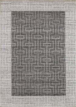 Urban Collection 174-165-Carving	Gray/Beige - Multiple Sizes