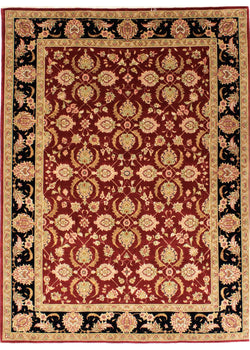 "Tabriz 30 Silk All over - 5'10"" x 7'9"""