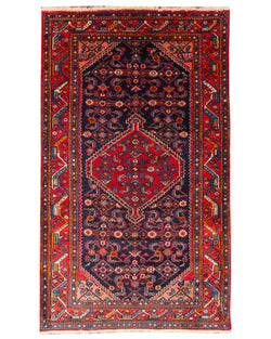 "Zanjan Semi Antique   3'11"" x 6'7"" (120cm x 201cm)"