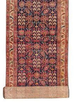 "Malayer Antique - 3'3"" x 16'7"" (100cm x 505cm)"