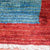 "Gabbeh 56.55 Blue/Red - 2'10"" x 4'3"" (87cm x 130cm)"