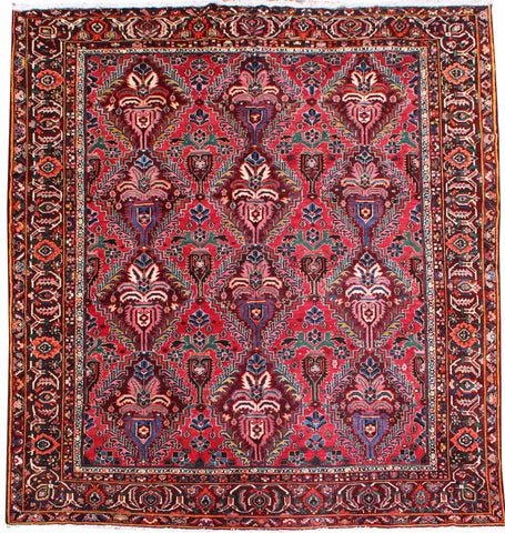 "Bakhtiar Unique - 11'8"" x 13'9"""