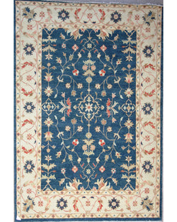 "Indo Persian Himalaya collection 5'6"" x 8'1"""