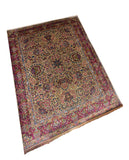 "Kerman Antique Cream 8'9"" x 12'1"""