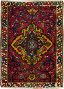 "Hamadan Antique  3'2""x 4'5"" (96cm x 135cm)"
