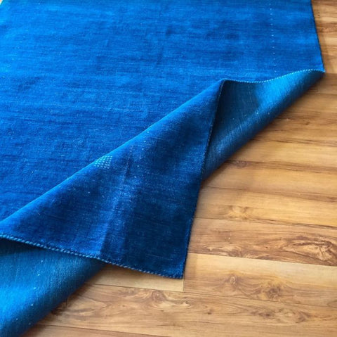Gabbeh 6730 Blue - Multiple Sizes