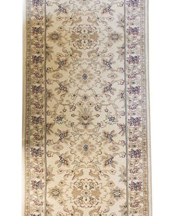 Bostan 123 Cream - Runner