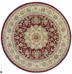 Bostan 1921 Red - Round - Multiple Sizes