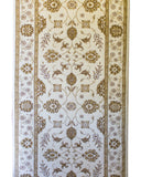 Ciragan Wool C7001 Ivory - Runner
