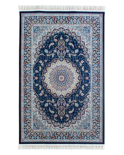 Esfahan Tandis Dblue - Multiple sizes