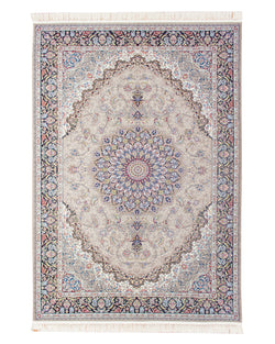 Esfahan Tandis Grey - Multiple Sizes