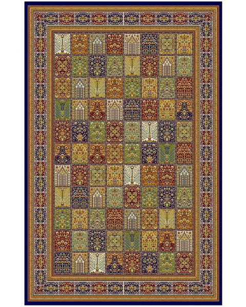 Taj Mahal Panel Blue - Multiple Sizes