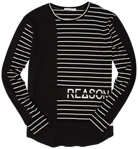 Reason- Mixed Stripe