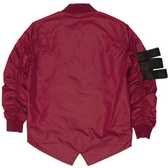 Thomkins Jacket Burgundy