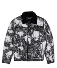 Reason Clothing Grizzly Trucker Jacket