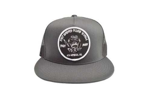 HEAR NO EVIL, SEE NO EVIL PATCH MESH HAT