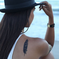 Temporary Tattoo Egyptian Goddess