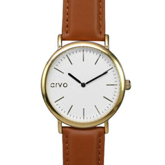 White Time Sawyer | Gold Case