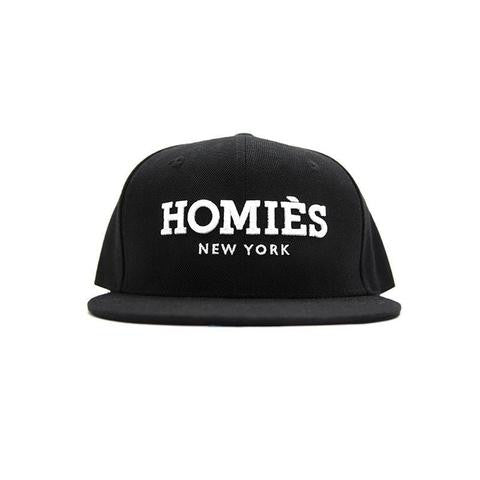 Reason- Homies New York Snapback Cap