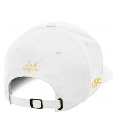 Civil Regime- Its Lit Core Hat White