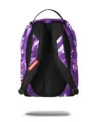 Backpack Purple Young Thug Sprayground Haze Shark Available at Atomic 1800 stores