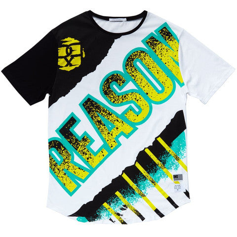 Reason- Tournament White Tee