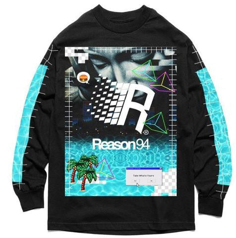 Reason- Waves L/S Tee