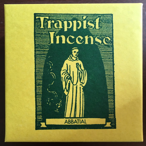 Trappist Incense: Abbatial Home Church Incense