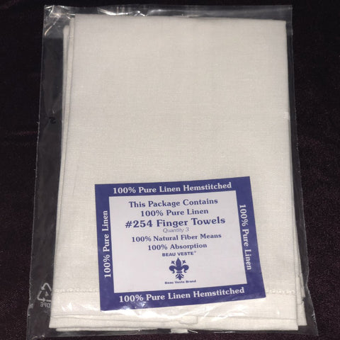 Altar & Mass Linens - Finger Towel